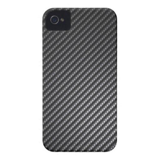 Carbon Fiber Pattern iPhone 4 Case-Mate Case