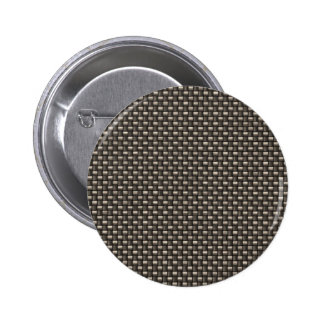 Carbon Fiber Pattern (Faux) Pin