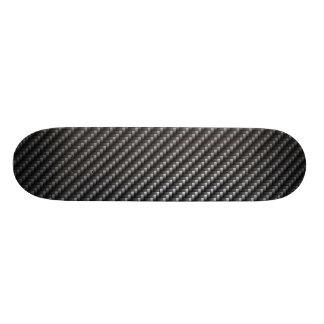 Carbon Fiber Pattern Skate Board