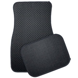 Carbon-fiber-reinforced polymer car mat