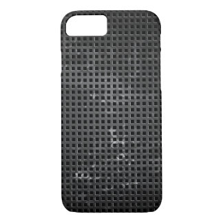 Carbon-fiber-reinforced polymer Grill iPhone 7 Case