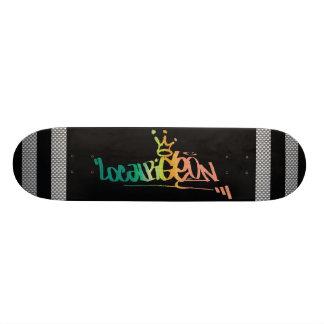 Carbon Fiber Skate Boards