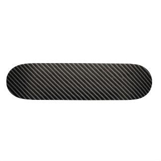 Carbon Fiber Style Skateboard Decks
