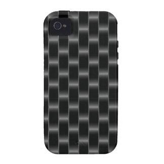 Carbon Fiber Vibe iPhone 4 Cases