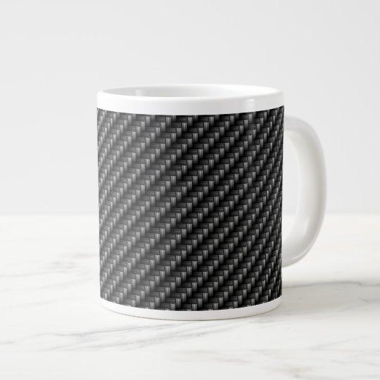 Carbon Fibre 2 Jumbo Mug