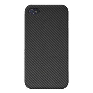 Carbon Fibre Finishing Covers For iPhone 4