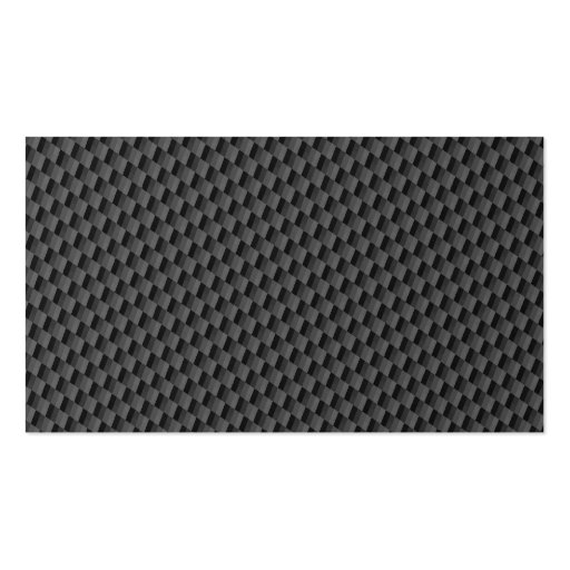 Carbon Fibre Material Pack Of Standard Business Cards