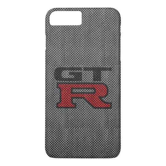 Carbon Fibre Nissan GT-R iPhone 8 Plus/7 Plus