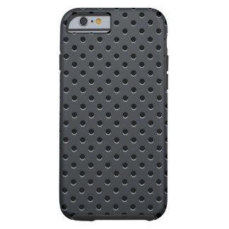Carbon-fibre-reinforced polymer tough iPhone 6 case