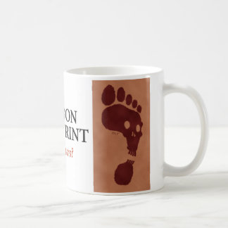 Carbon Footprint Mug