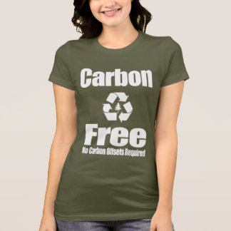 Carbon Free Tee