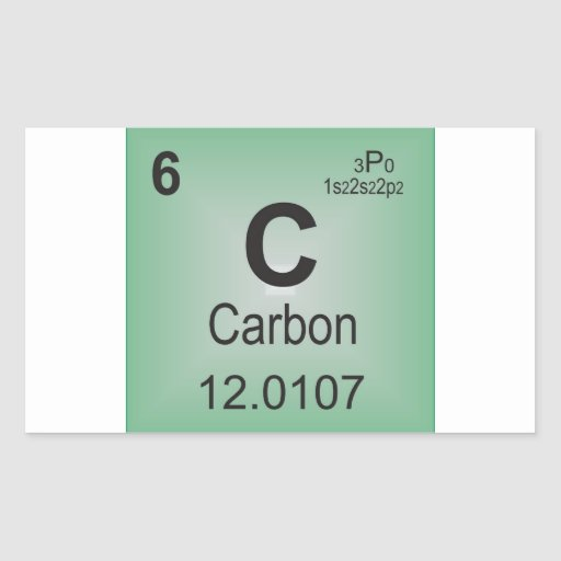 Carbon individual element of the periodic table zazzle for Periodic table 85