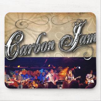 Carbon Jam Mousepad