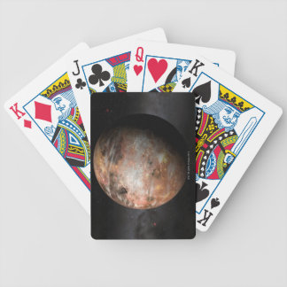 Carbon Planet Bicycle Playing Cards