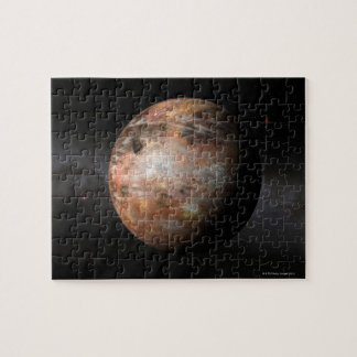 Carbon Planet Jigsaw Puzzle