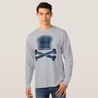 Carbs Against Humanity Blue PJ's Pattern Edition. T-Shirt