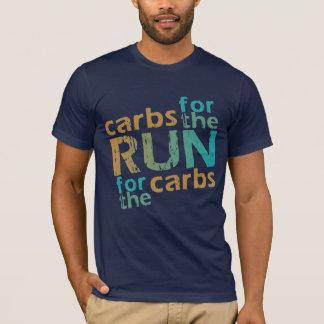 Carbs for the RUN * RUN for the Carbs T-Shirt