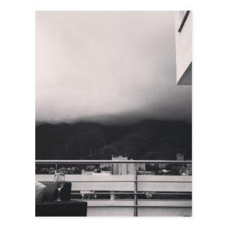 Carcas City - Avila - Postcard