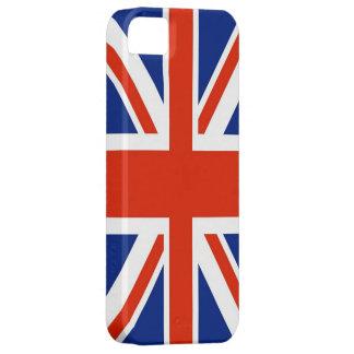 Carcasa iPhone5 bandera británica iPhone 5 Case-Mate Funda