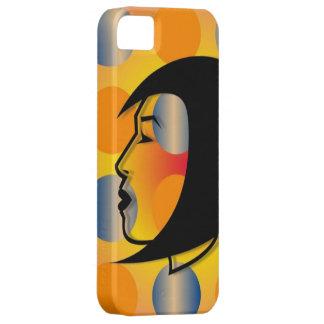Carcasa iPhone5 diseño face pop art iPhone 5 Case-Mate Coberturas