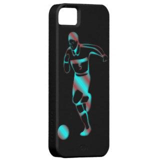 Carcasa iPhone5 diseño futbolista iPhone 5 Protectores