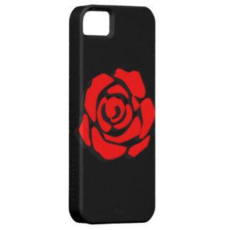 Carcasa iPhone5 diseño rosa iPhone 5 Case-Mate Protectores