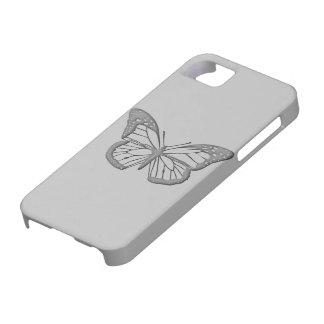 Carcasa iPhone5 modelo Mariposa iPhone 5 Fundas