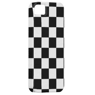 Carcasa iPhone 5 diseño ajedrez iPhone 5 Funda