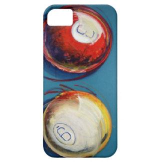 Carcasa iPhone 5 modelo Bolas de Billar iPhone 5 Cobertura