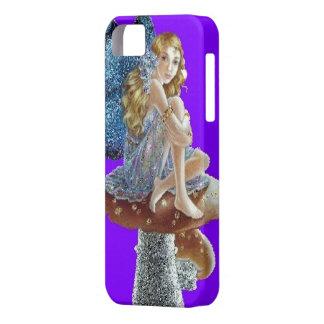 Carcasa iPhone 5 modelo hada 5 iPhone 5 Case-Mate Cárcasa