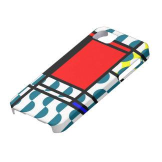 Carcasa para Iphone 5 Arte retro iPhone 5 Case-Mate Cárcasa