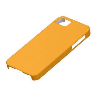 Carcasa para Iphone 5 color naranja iPhone 5 Case-Mate Funda