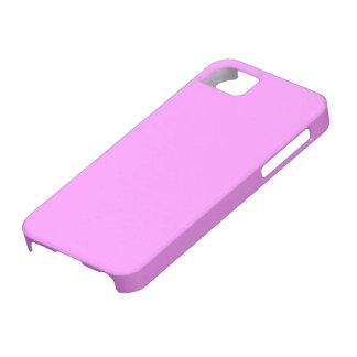 Carcasa para Iphone 5 color rosa iPhone 5 Case-Mate Carcasa