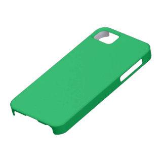 Carcasa para Iphone 5 color verde iPhone 5 Case-Mate Fundas