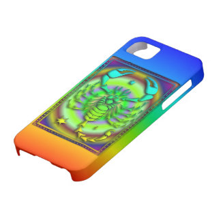 Carcasa para Iphone 5 Escorpio iPhone 5 Coberturas