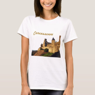 Carcassone Castle T-Shirt