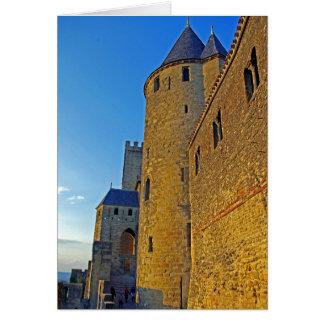 Carcassonne Castle Card