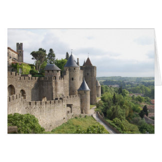 Carcassonne Castle, La Cite Card