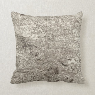 Carcassonne Cushion