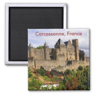 Carcassonne France Refrigerator Magnet