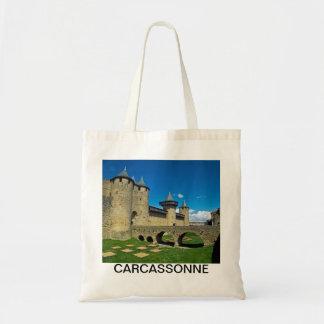 Carcassonne Le Cite Tote Bag