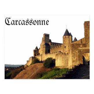 Carcassonne Postcard