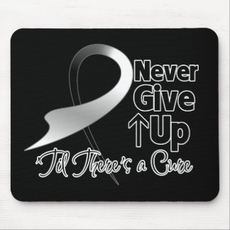 Carcinoid Cancer Never Give Up Mouse Pads
