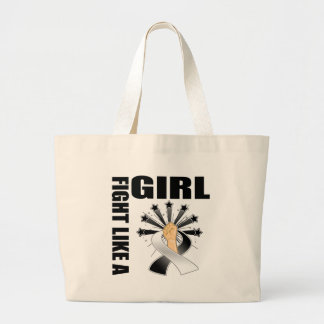 Carcinoid Cancer Victory Fight Like A Girl Tote Bag
