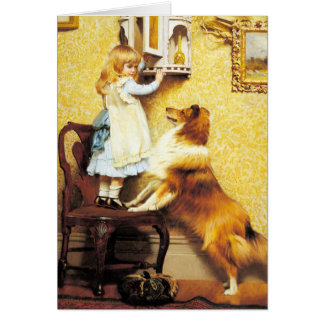 Card:  A Special Pleader Greeting Card