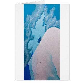 """Card: """"Aqua Surge"""" Card"""