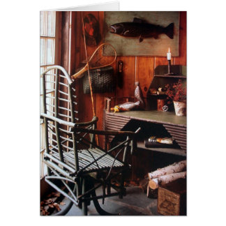 Card - Camp Maine: Rustic Furniture & Accessories