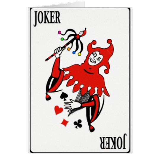 Card Deck Joker