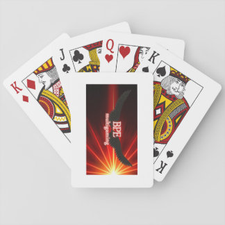 card deck logo playing cards