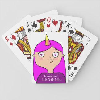 Card deck Miss Lili